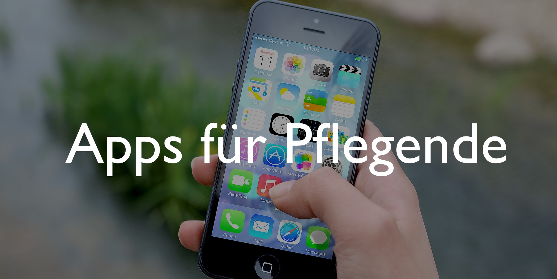 apps-pflegende