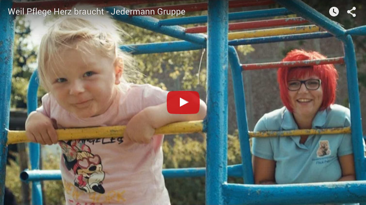 jedermann gruppe video